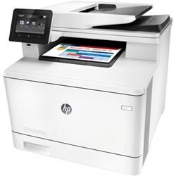 All-in-one kleurenlaserprinter HP Laserjet Pro M377DW.