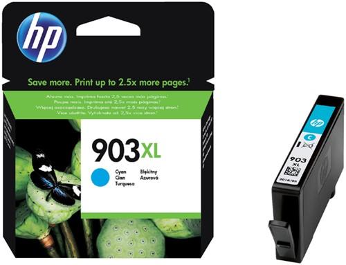 Inktcartridge HP 903XL T6M03AE blauw HC.