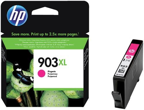 Inktcartridge HP 903XL T6M07AE magenta HC.