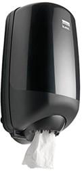 Poetsroldispenser Satino Black Mini.