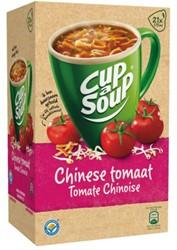 Cup-a-soup Chinese tomatensoep 21 zakjes.