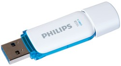 USB-stick 3.0 Philips Snow 16GB blauw.