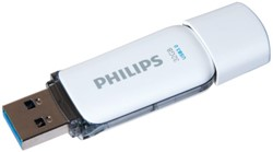 USB-stick 3.0 Philips Snow 32GB grijs.