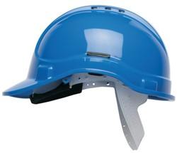 Veiligheidshelm Scott Style 300 blauw.