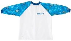 Schilderschort Pelikan boy blauw.