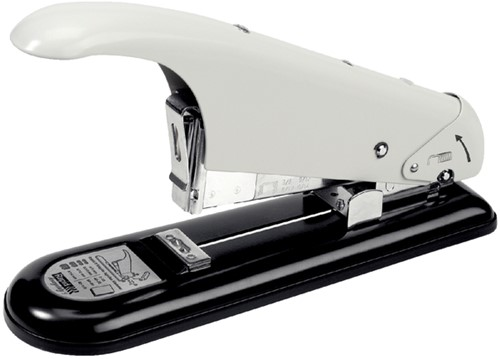 Blokhechter Rapid HD9 max 110 vel zwart/wit.
