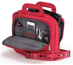 Laptoptas I-stay 13.3 inch IS0137 rood.