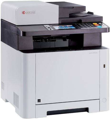 All-in-one kleurenlaserprinter Kyocera Ecosys M5526CDW.