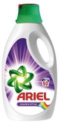Wasmiddel Ariel vloeibaar Color 3,25 liter.