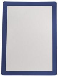 Zichtframe Flex-O-Frame Sign 7970002 A4 blauw.