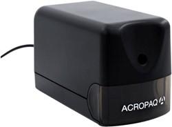 Puntenslijper Acropaq S100 zwart electrisch geschikt voor 6.5 - 8 mm diameter.