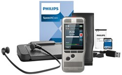 Dicteerapparaat Philips DPM 7700/02 starterkit.