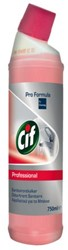 Ontkalker Cif Professional 750ml.
