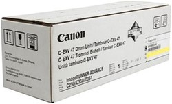 Drum Canon C-EXV 47 geel.
