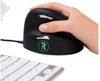Ergonomische muis R-go break rechtshandig large USB.-4