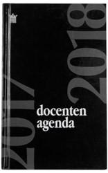 Agenda 2017-2018 Ryam docentenagenda kleur zwart.