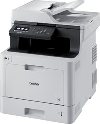 All-in-one kleurenlaserprinter Brother DCP-L8410CDW.
