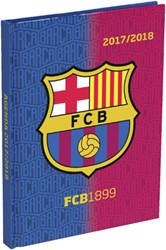 Schoolagenda 2018/2019 FC Barcelona large NL 15,4x21,9cm.