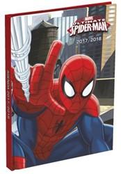 Schoolagenda 2017-2018 Marvel Spiderman Midi NL.