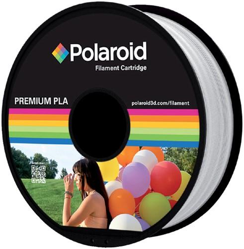 Polaroid 3D Filament 1.75mm PLA 1kg wit.