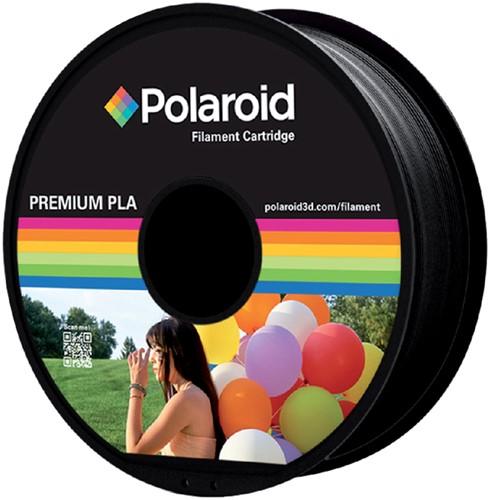 Polaroid 3D Filament 1.75mm PLA 1kg zwart.