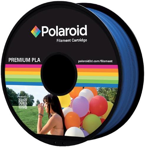 Polaroid 3D Filament 1.75mm PLA 1kg blauw.