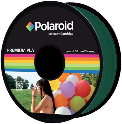 Polaroid 3D Filament 1.75mm PLA 1kg donkergroen.