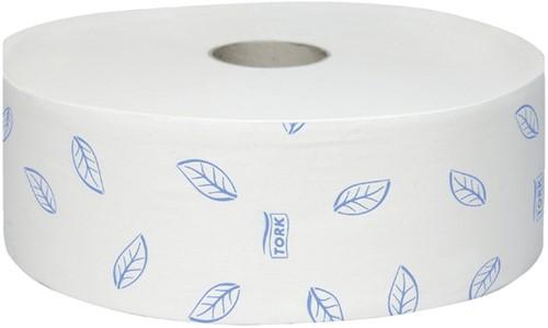 Toiletpapier Tork T1 110273 Premium 2laags 360m 1800 vel 6 rollen.