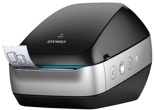 Labelprinter Dymo Labelwriter Wireless zwart promotieset.-3