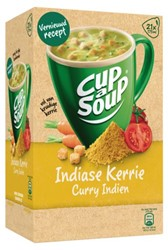 Unox Cup-a-soup Sachets Indiase kerrie 21 x 175 ml.