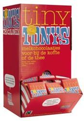 Chocolade Tony's Chocolonely 140 stuks melk.