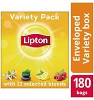 Thee Lipton Variety 12 smaken x15 zakjes = 180 stuks.-7