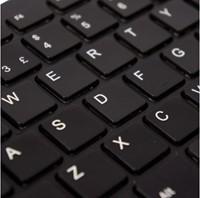 Toetsenbord Ergo Compact Qwerty zwart.-2