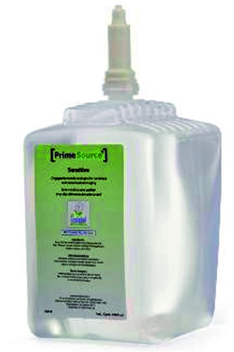 Handzeep Primesource Sensitive 1 liter 8 stuks.