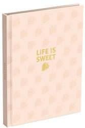 Schoolagenda 2018/2019 Sweet & Gold medium NL 13,4x17,7cm.