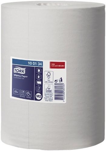 Tork poetsrol 415 24,5cm x 275m 1-laags systeem M2 6 rollen (100134).