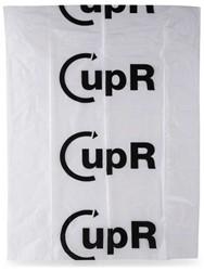 Afvalzak CupR 60x80cm 23micron 60liter 20 rol x 25 stuks.
