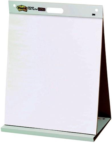 Meeting chart 3M Post-it 563 50.8cmx58.4cm blanco.