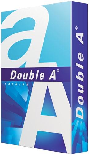 Printpapier Double A Premium A4 80 grams wit 500 vel.