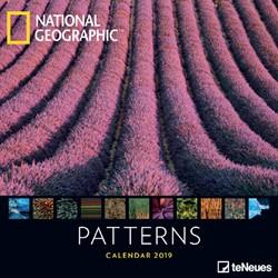 Kalender 2019 teNeues patterns.