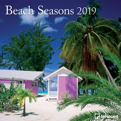 Kalender 2019 teNeues beach seasons.