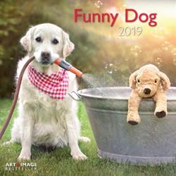 Kalender 2019 teNeues funny dog.