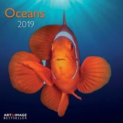 Kalender 2019 teNeues oceans.