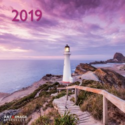 Kalender 2019 teNeues lighthouses.