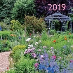Kalender 2019 teNeues magical Gardens.