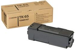 Toner Kyocera TK-65 zwart.