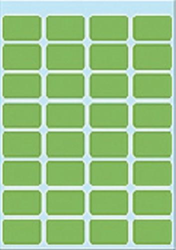 Etiket Herma 3645 12x19mm groen 160 stuks.