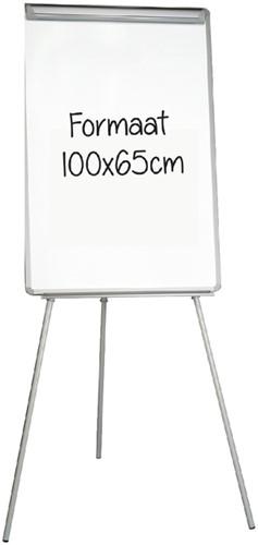 Flipover Quantore 100x65cm magnetisch gelakt staal.