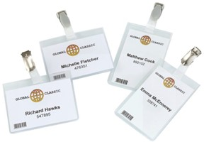 Badges en congresspelden