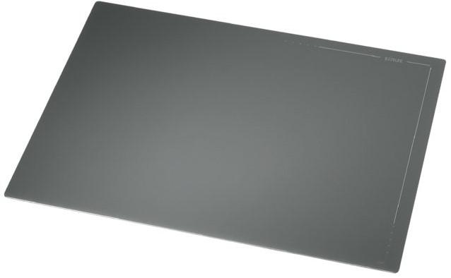 Bureau onderlegger rillstab 40x53cm grijs. bij dijkgraaf rijsdorp in